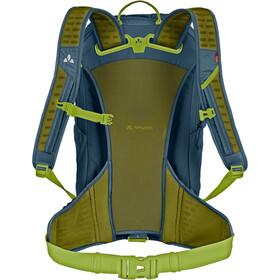 VAUDE Hyper 14+3 Plecak, chute green